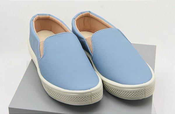 Tênis Slip-on Azul