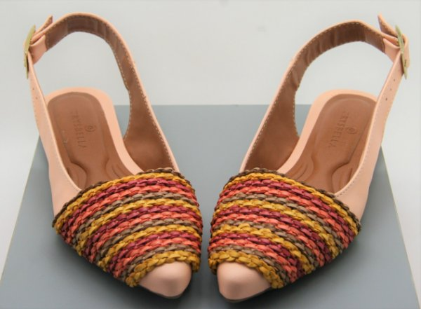 SLINGBACK CHORD - ALL THE PINK TONS