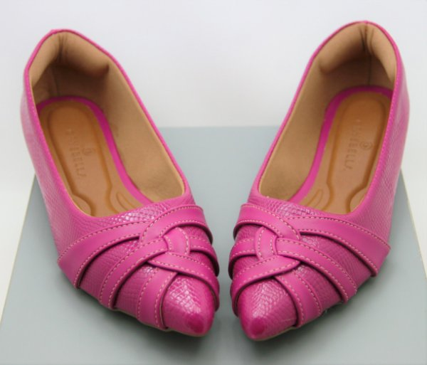 POINTED CURVY - ELETRIC PINK