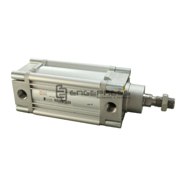Cilindro Pneumático ISO RHVA D. 100-125mm Metal Work