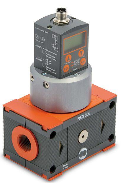 Regulador Eletrônico REGTRONIC 300 Metal Work