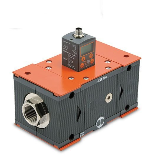 Regulador de Pressão REGTRONIC 400 Metal Work