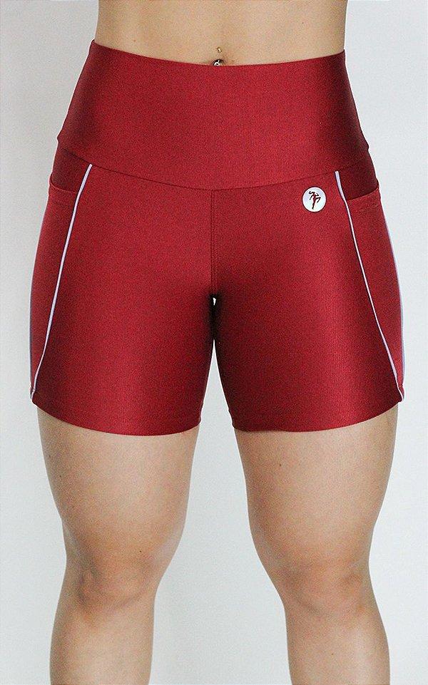 Shorts Wonder Vermelho