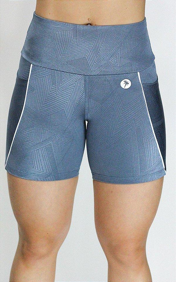 Shorts J Winer Cinza