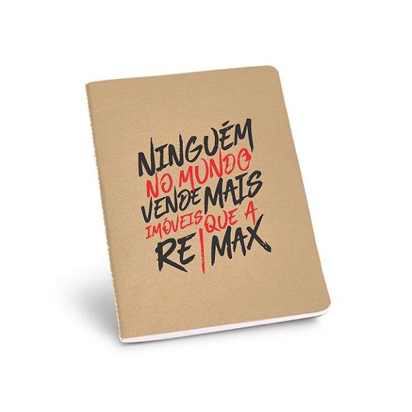 Caderno cartão com 40 folhas pautadas 210x140mm - 93495
