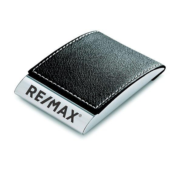 Porta cartões Metal e c. sintético - 93308