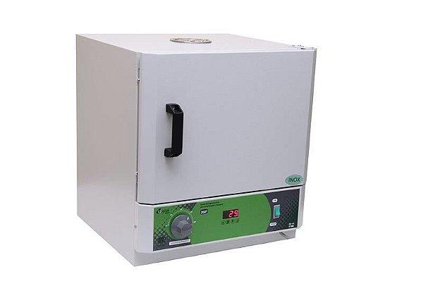 ESTUFA MICROPROCESSADA ESTERILIZAÇÃO E SECAGEM - SX1.0 DTME - 21 litros