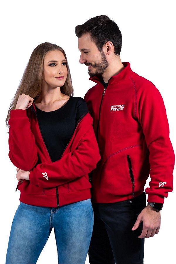Casaco Soft Vermelho