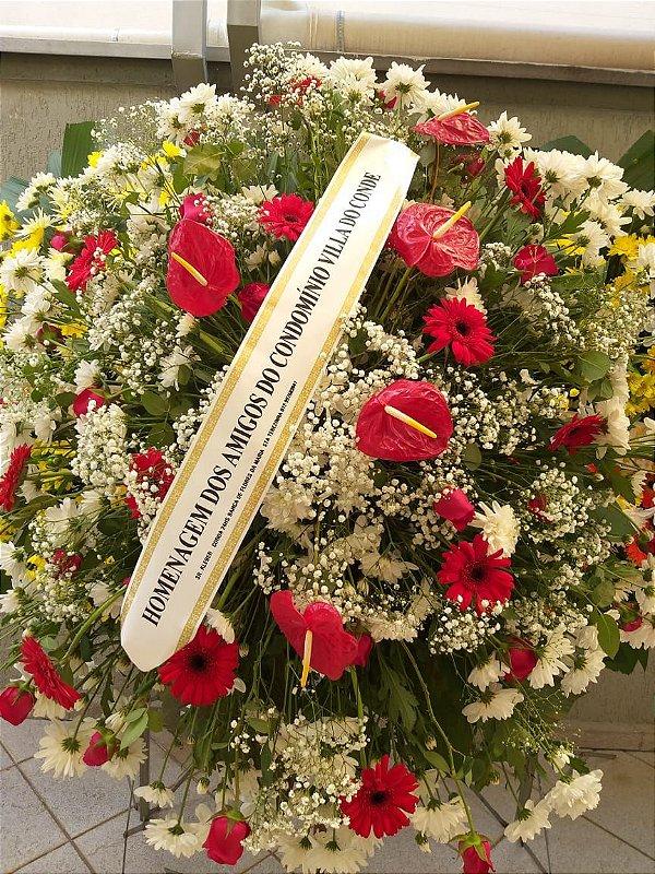 Coroa De Flores Padrão