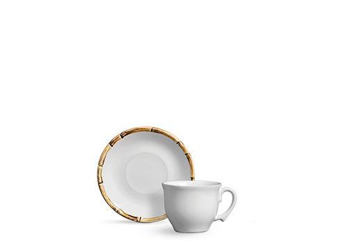 Xícara de Chá Bamboo