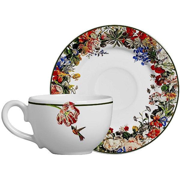 Xícara de Chá Jardins