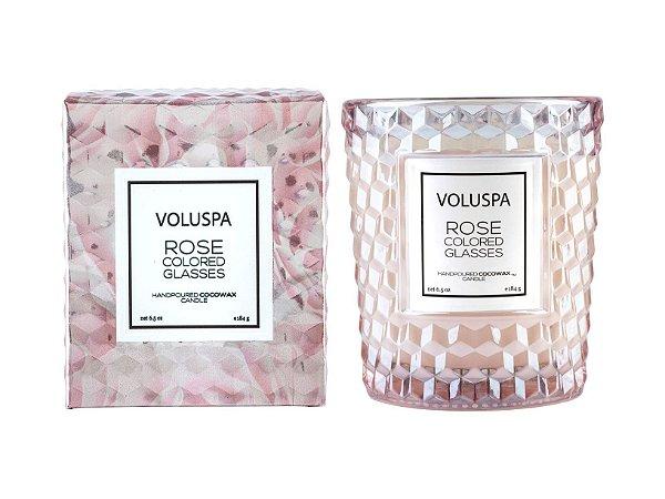 Vela Voluspa Rose Colored Glasses 40H