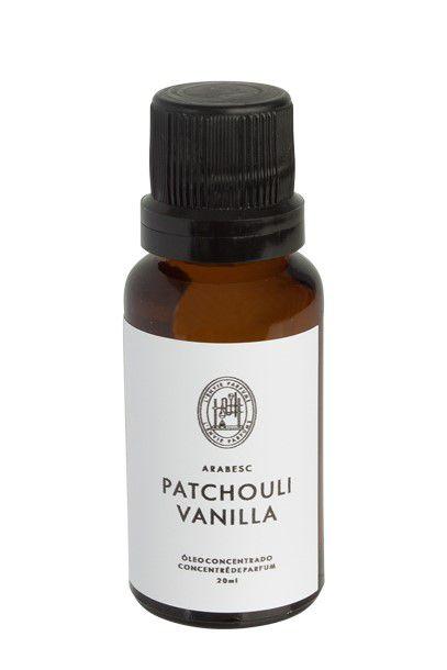 Óleo Aromatizador L'Envie Patchouli Vanilla