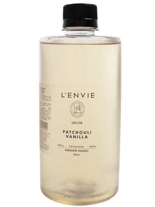 Refil Sabonete L'envie Patchouli