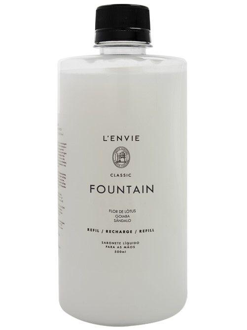 Refil Sabonete L'Envie Fountain