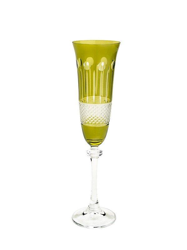Taça Champagne Condessa Safira