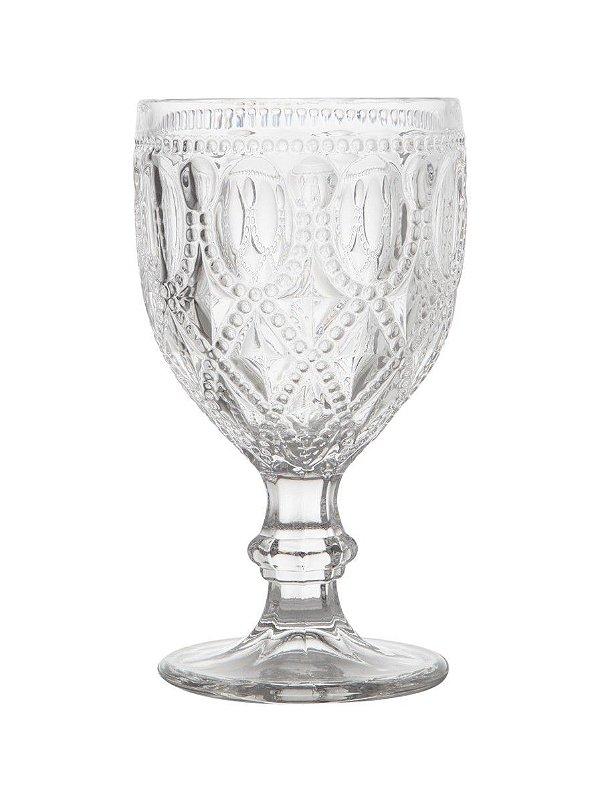 Set Taça Água Diamond