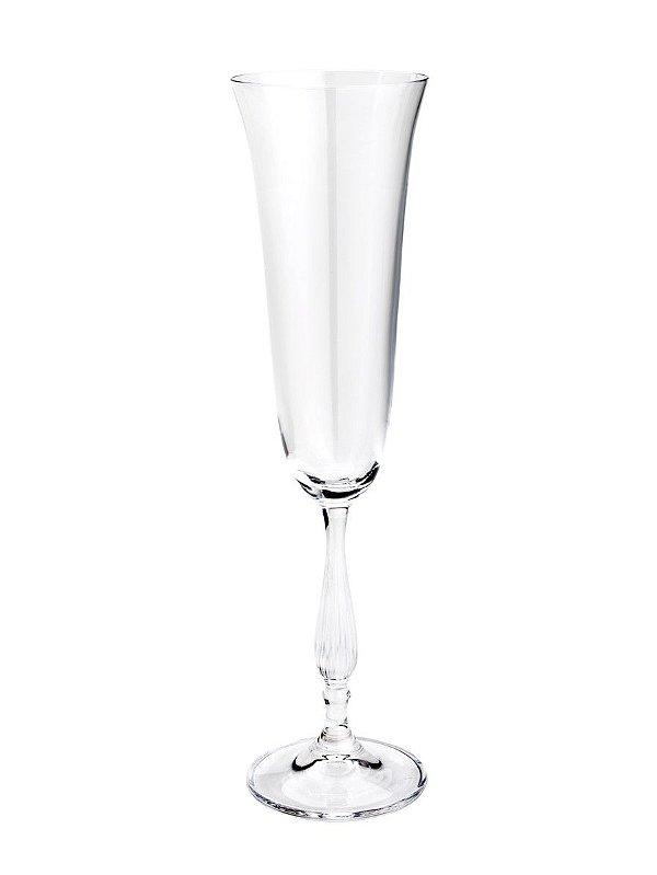 Set Taça Champagne Antik