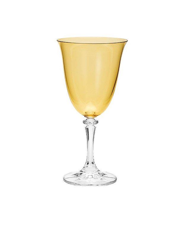 Taça Água Kleopatra Ambar