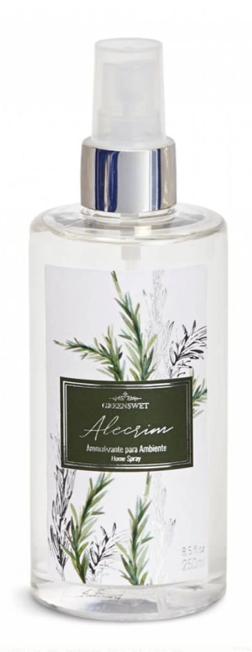 Home Spray Greenswet Alecrim