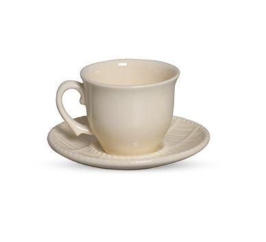 Set Xícara de Chá Paille