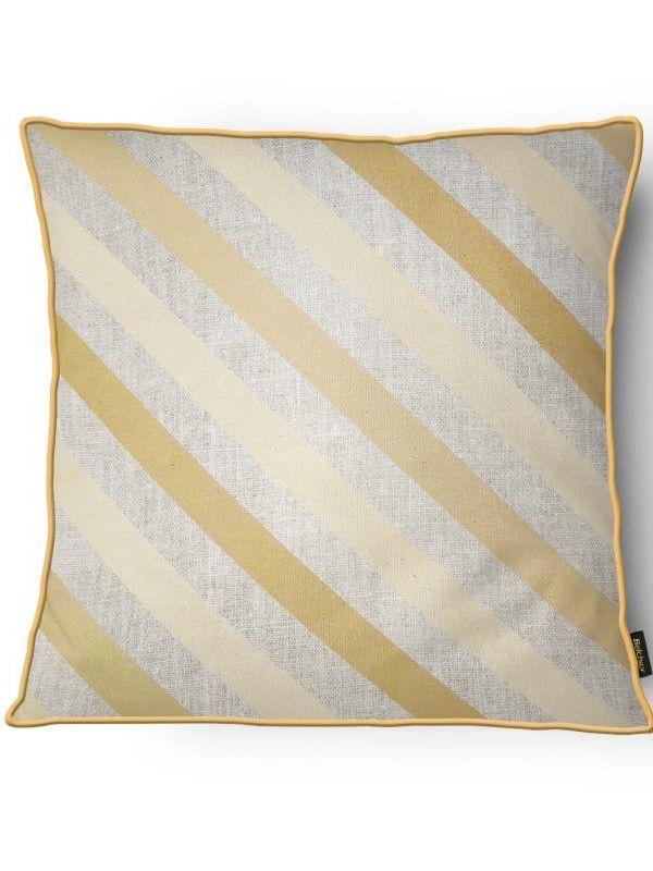 Capa Para Almofada Cordonê Stripes