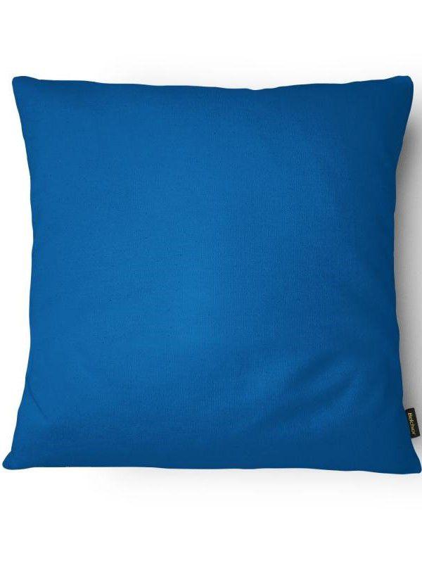 Capa Para Almofada Azul Cobalto