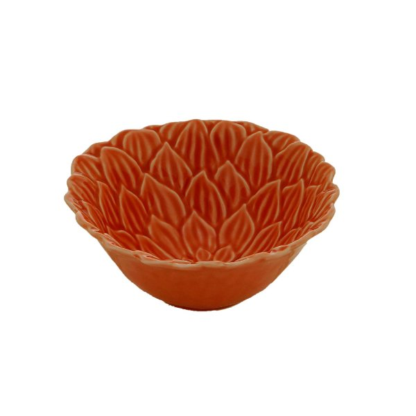 Set Bowl Daisy Coral