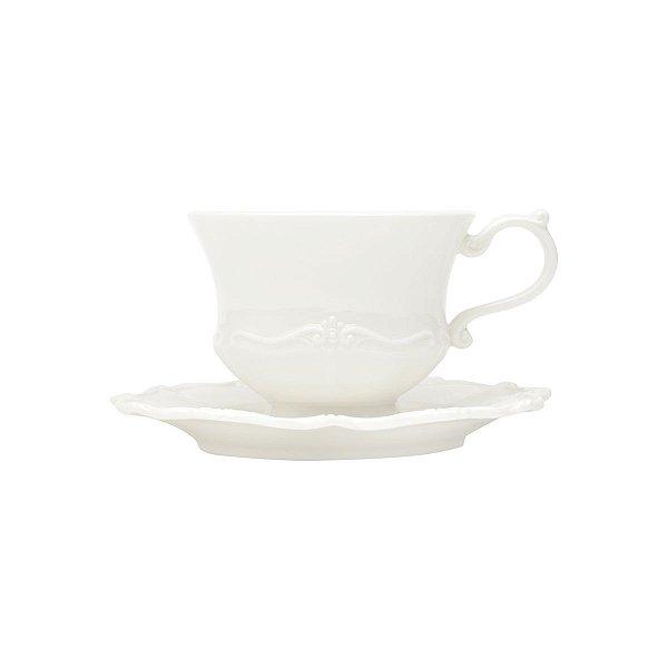 Set Xícara de Chá Princess