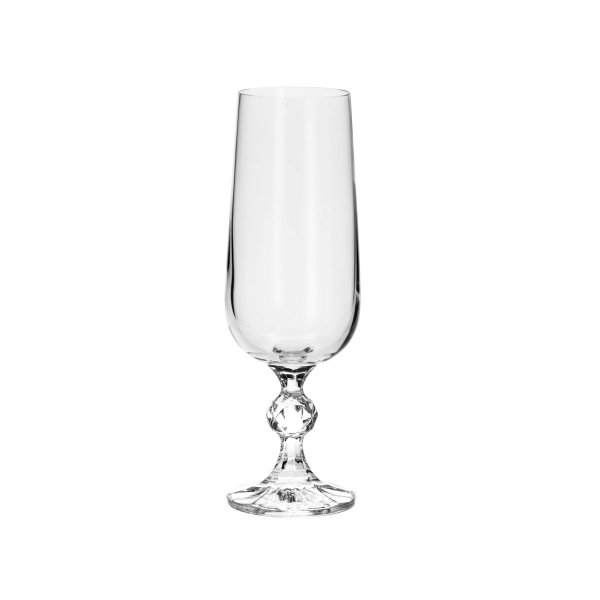 Set Taça Champagne Sofia
