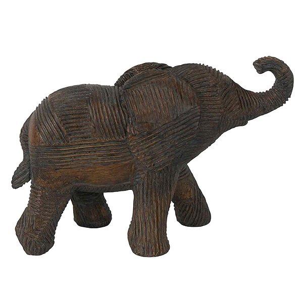 Escultura Elefante Style P Bronze