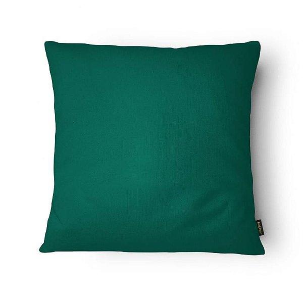 Capa para Almofada Outdoor Verde Musgo