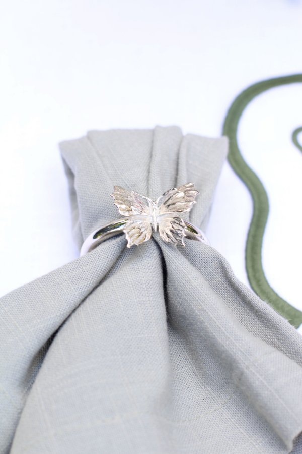 Set Porta-Guardanapos Butterfly