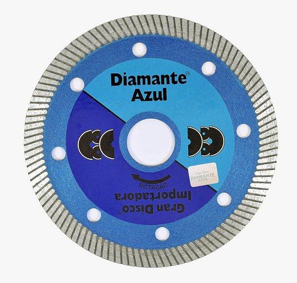 DISCO DIAMANTADO PORCELANATO AZUL