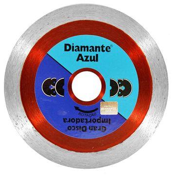 Disco Corte Diamantado Turbo Porcelanato Extra Fino