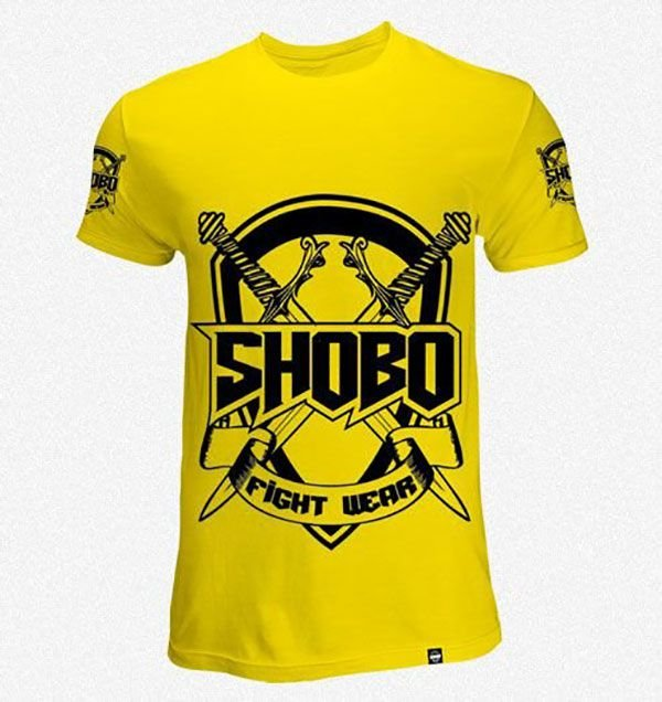 Camisa Shobo Lord - Amarela