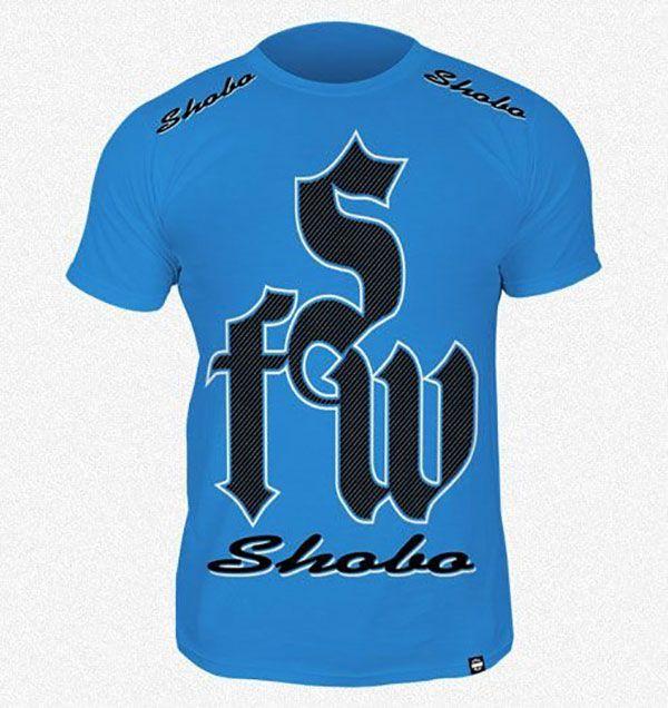 Camisa Shobo SFW Azul