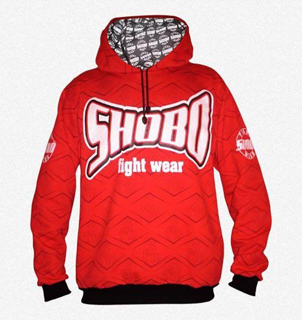 Moletom Shobo Hard Red