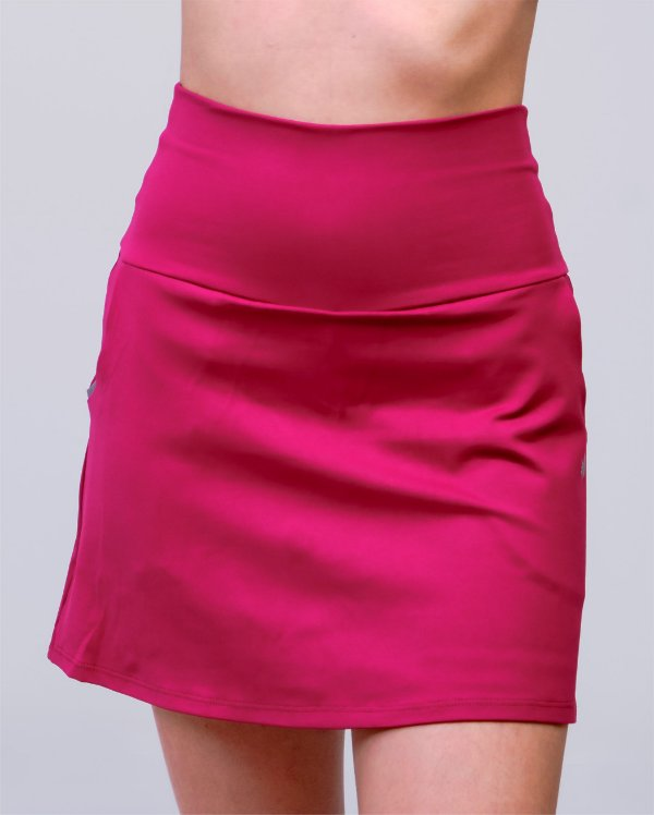 Shorts Saia Light Com Bolso MARSALA