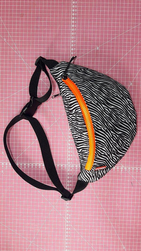 Pochete A Clássica Zebra