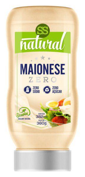 Maionese Zero Sódio e Zero Açúcar 380g
