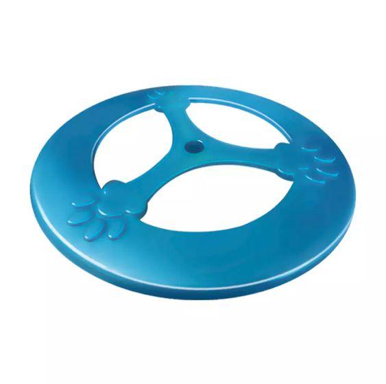 FRISBEE PLAST. POP FURACAOPET (AZUL)