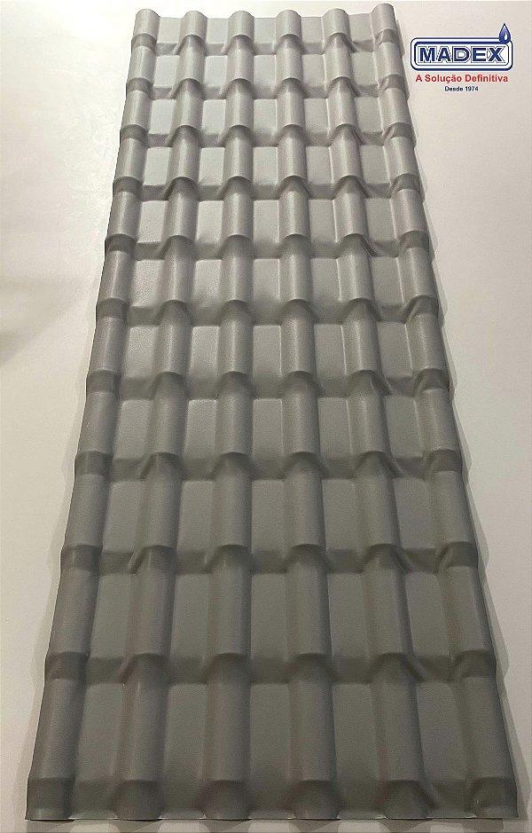 Telha de PVC Plan ( Madex )