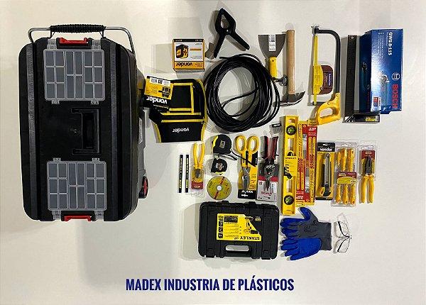 Caixa Kit Montador Forro de PVC  ( Madex )