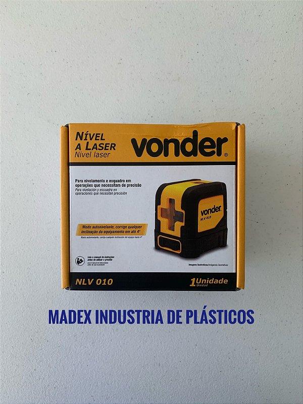 Nível a Laser Vonder com Alcance de 10 Metros