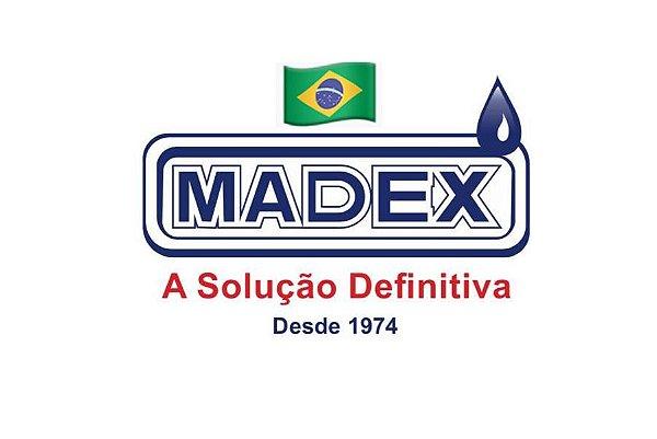 Assento Sanitário Branco Almofadado  ( Madex )