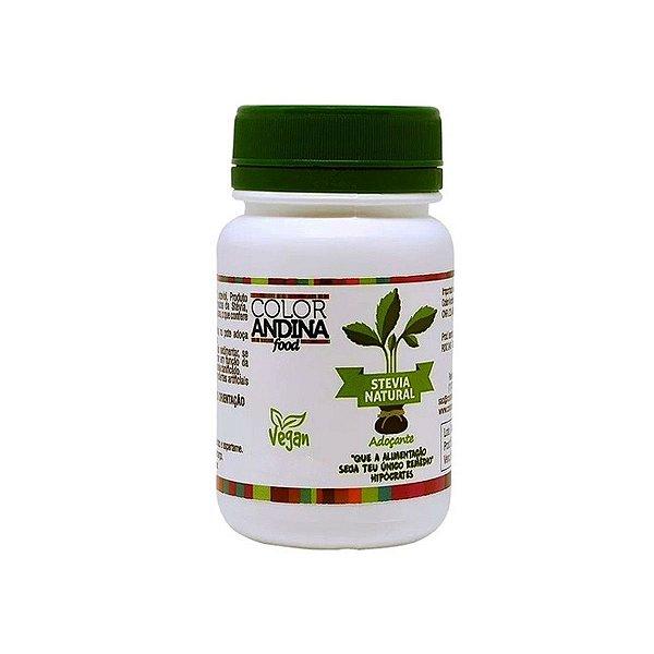 Adoçante Stévia - 100% Natural Color Andina 20g