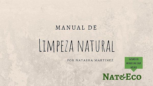 Manual de Limpeza Natural (casa)