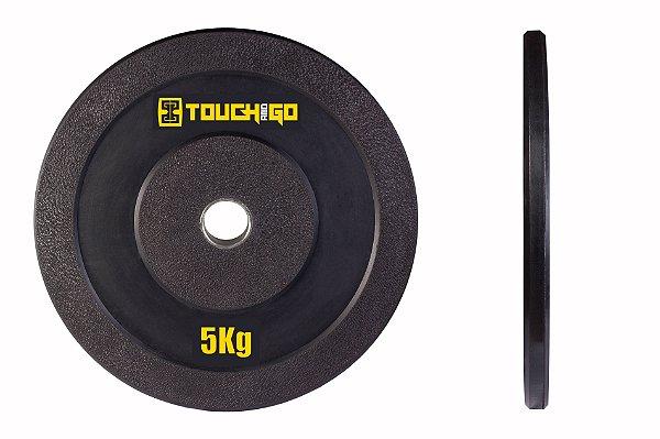 Anilhas para CrossFit Profissional  ( 2 Anos de garantia ) TouchAndGo