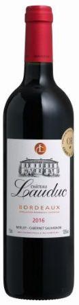 a Maison Sichel - Chateau Lauduc Bordeaux - Blend (França)